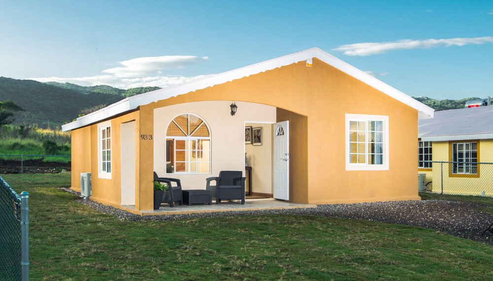 Addresses gore developments ltd real estate in jamaica for Cost of building a house in jamaica
